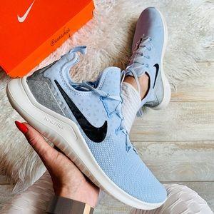 NWT Nike Free Trainers metallic Running shoes
